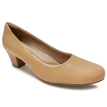 Nude Patent Pumps (110.072)