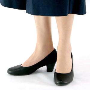Black Pumps for Womens (110.110)