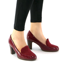 Red Pumps for Womens (130.189) - SIMPLY SHOES HONG KONG