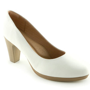 White Pumps for Women (130.136)