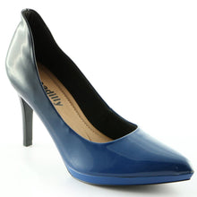Blue Pumps for Women  (722.018)