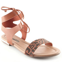 Brown Sandals for Women (510.038) - SIMPLY SHOES HONG KONG