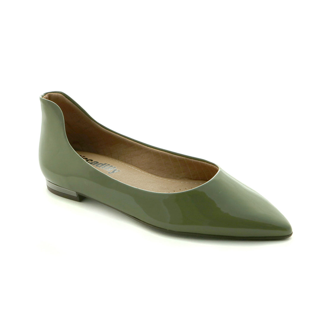 Olive Shoes for Women (274.024)