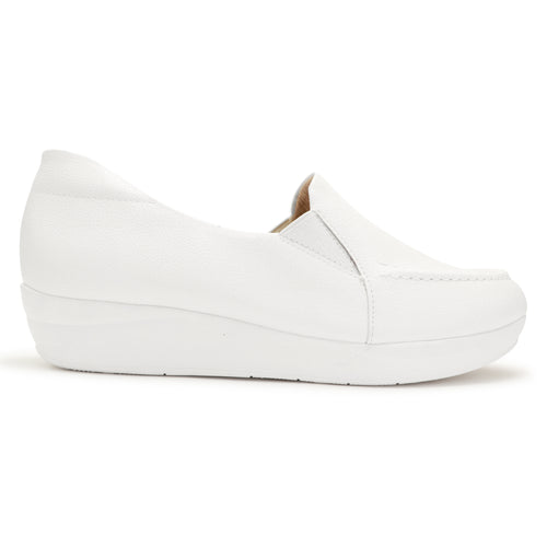 White Napa Ladies Shoes (214.026)