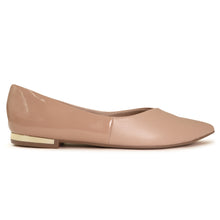 Nude Flat fashion shoes (274.034)