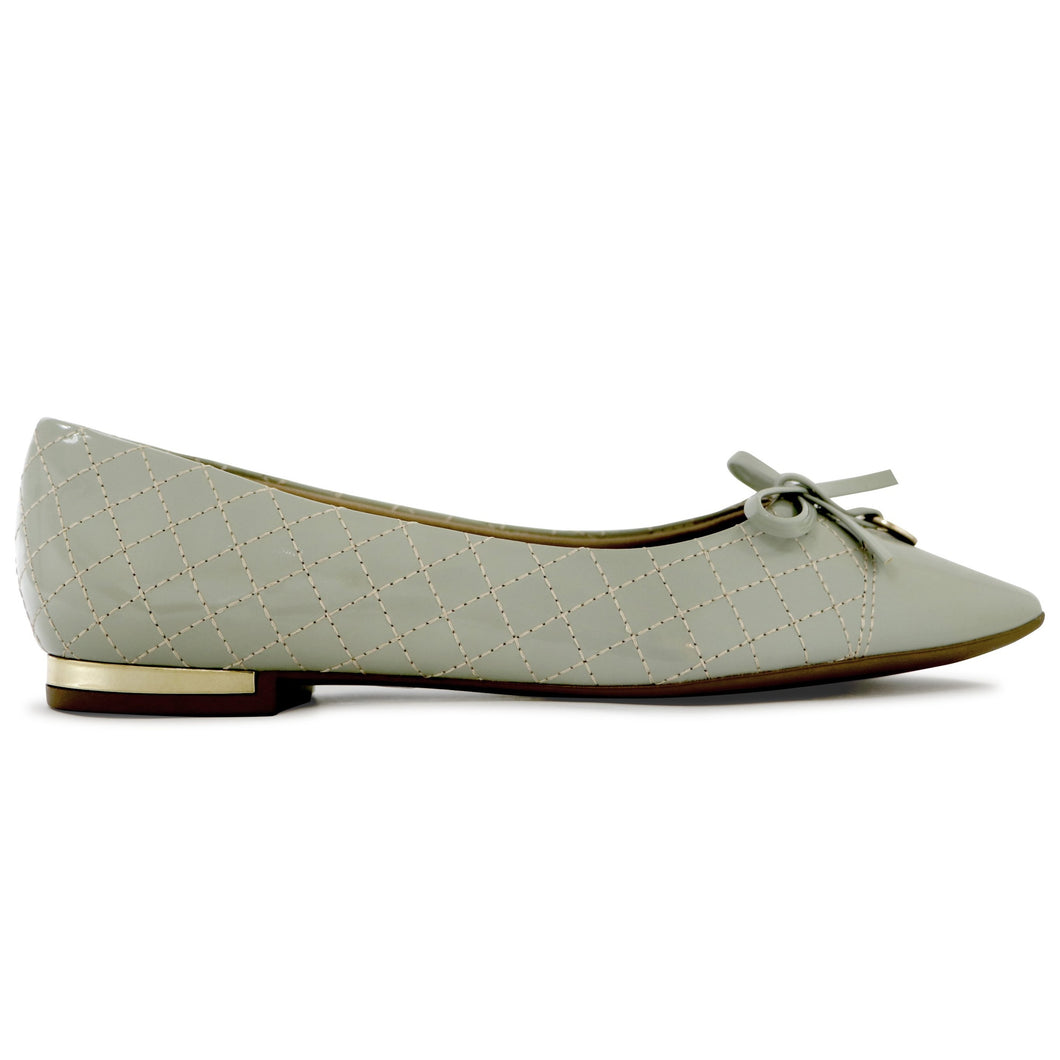 Lime flats for Women (274.042) - SIMPLY SHOES HONG KONG
