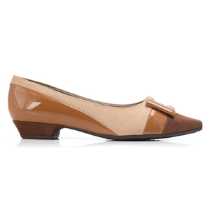 Nude flats for Women (278.015)