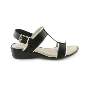 Black Sandals for Women (416.015)