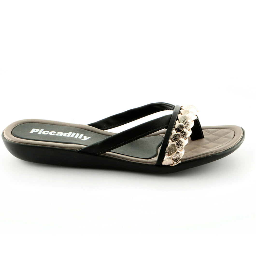 Black Sandals for Women (401.158)