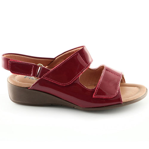 Red Sandals for Women (416.025)