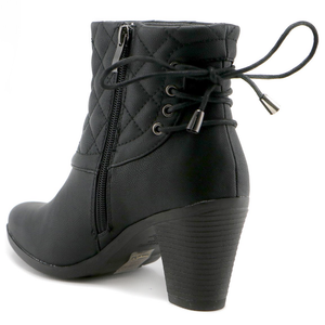 Black Boots for Women (335.010) - SIMPLY SHOES HONG KONG