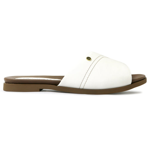 White Sandals for Women (418.029) - SIMPLY SHOES HONG KONG