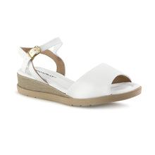 White sandals for Women (458.003) - SIMPLY SHOES HONG KONG
