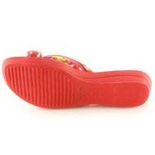 Red Sandals for Women (512.011)