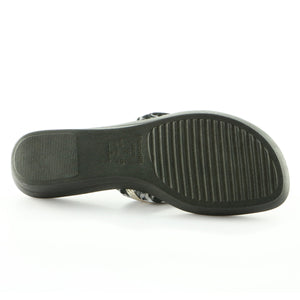 Black Sandals for Women  (512.012)
