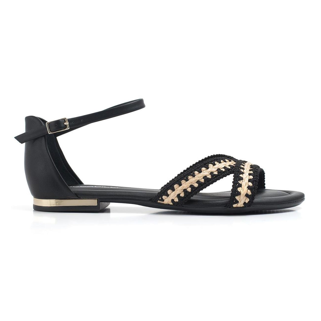 Black Sandals for Women (510.050)