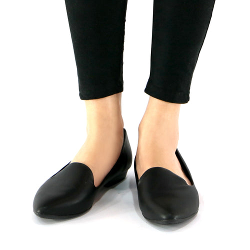 Black Shoes for Womens (725.015)