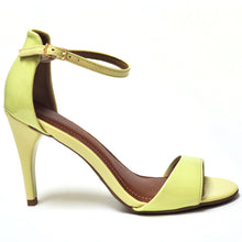 Lime Patent Heels for Women (727.022) - SIMPLY SHOES HONG KONG