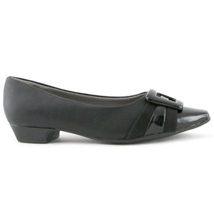 Black Flats for Women (278.027)