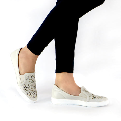Grey Sneakers for Women (961.021)