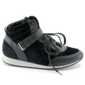 Black Casual Boots (968.008) - SIMPLY SHOES HONG KONG