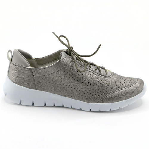 Pewter Sneaker (970.011) - SIMPLY SHOES HONG KONG
