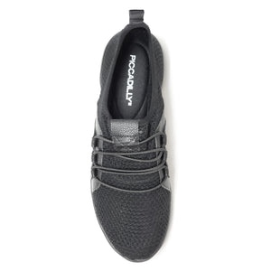 All Black Sneakers for Women (970.037)