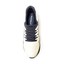 White/ Black ENERGY Sneakers for Women (983.011) - SIMPLY SHOES HONG KONG