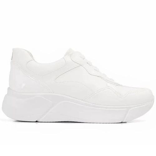 White Sneakers for Women (986.002) - SIMPLY SHOES HONG KONG