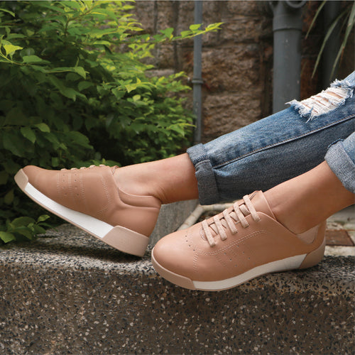 Nude Sneakers for Women (988.001)