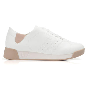 White Sneakers for Women (988.001) - Simply Shoes Hong Kong