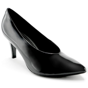 Black Patent Pumps (745.058)