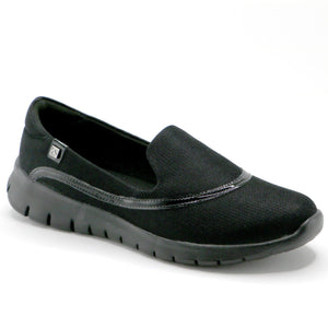 Black Casual  Sneakers (970.006) - SIMPLY SHOES HONG KONG
