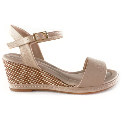 Nude Sandals for Women (408.128)