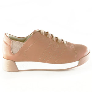 Nude Sneakers for Women (988.001) - Simply Shoes Hong Kong