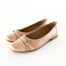 Nude Flats for Women (251.047) - SIMPLY SHOES HONG KONG