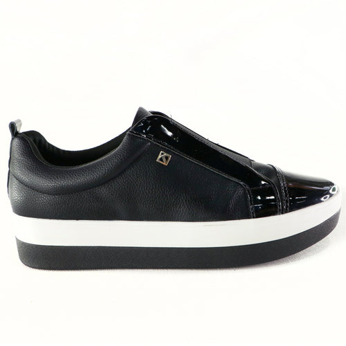 Black Sneakers for Women (982.002)