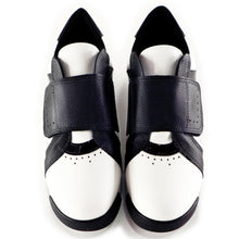 Black/White Sneakers for Women (988.003)