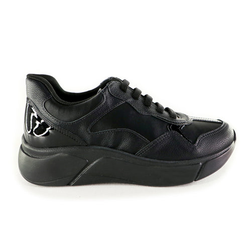 Black Sneakers for Women (986.002)