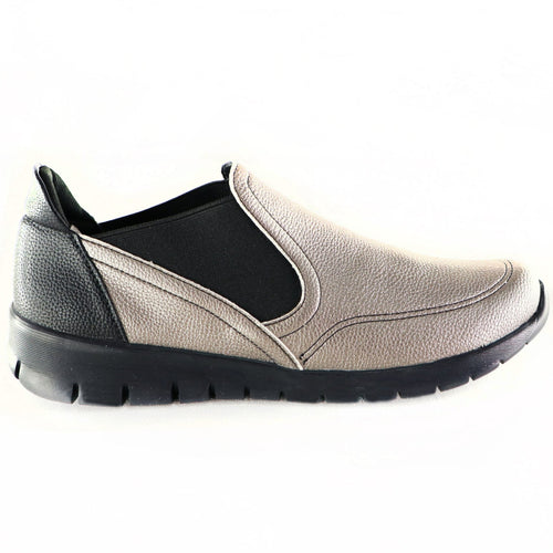 Pewter Shoes for Women (970.029) - SIMPLY SHOES HONG KONG