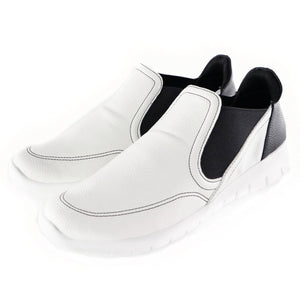 White/Black Shoes for Women (970.029) - SIMPLY SHOES HONG KONG