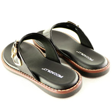 Black Sandals for Women (505.040) - SIMPLY SHOES HONG KONG