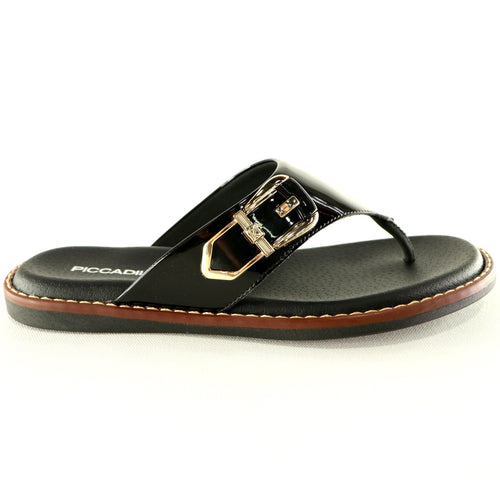 Black Sandals for Women (505.040)