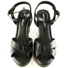 Black Sandals for Women (810.083) - SIMPLY SHOES HONG KONG