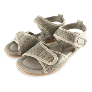 Grey Sandals for Women (517.016) - SIMPLY SHOES HONG KONG