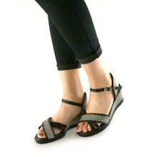 Black Sandals for Women (408.129) - SIMPLY SHOES HONG KONG