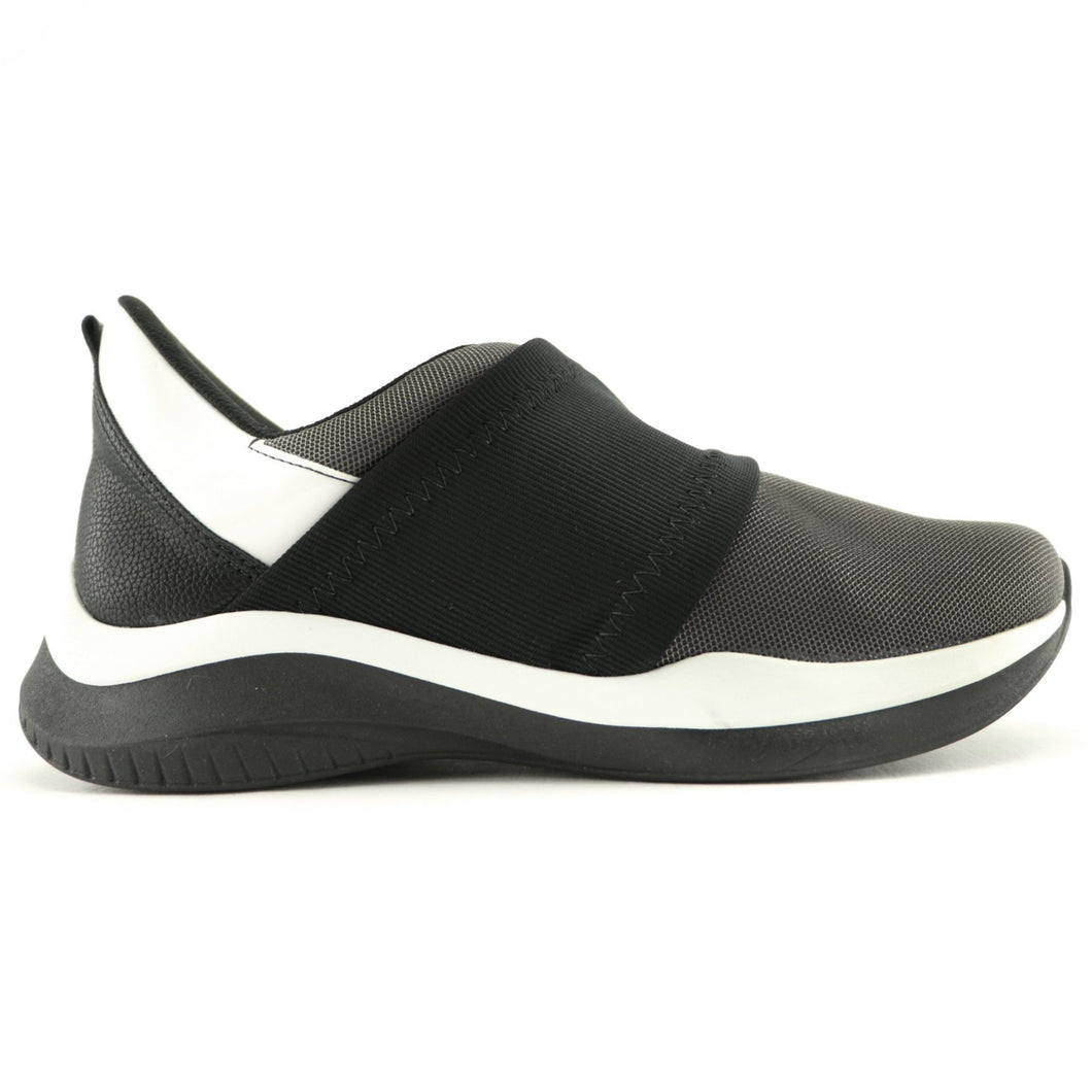 Pewter Plain ENERGY Sneakers for Women (983.001) - SIMPLY SHOES HONG KONG