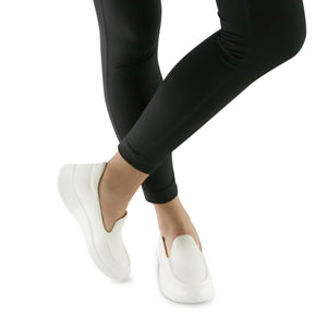 White sneakers for Women (216.001) - SIMPLY SHOES HONG KONG