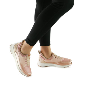 Rose Sneakers for Women (989.002) - Simply Shoes Hong Kong