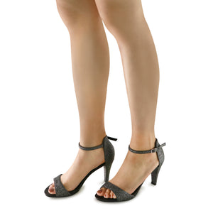Black Heels for Women (618.002) - SIMPLY SHOES HONG KONG